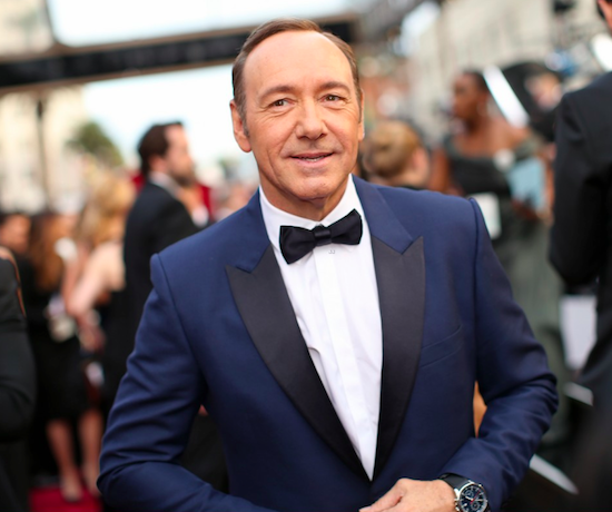 manik re di t hollywood star kevin spacey bei den oscars susieknows fashion. Black Bedroom Furniture Sets. Home Design Ideas